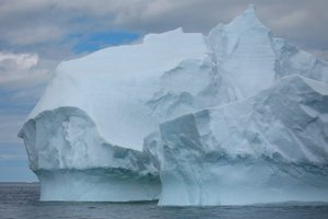 photo of Towering Icebergs Of Newfoundland