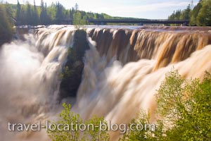 photo of Water Water Everywhere At Kakabeka Falls Ontario