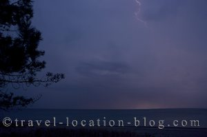 photo of Stormy Weather In Lake Superior Provincial Park
