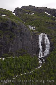 photo of Marshlands And Waterfalls Of Labrador Canada