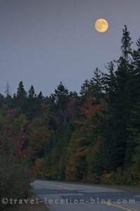 photo of La Mauricie National Park Quebec Canada