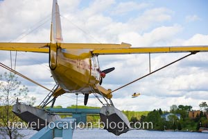 photo of Norseman Capital Of The World Red Lake Northern Ontario Canada