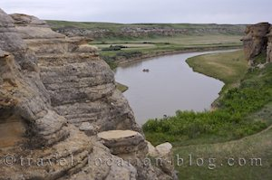 photo of Plains Hoodoos And Lakes Of Alberta Canada
