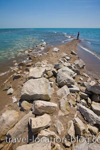 photo of The Extreme South Of Canada Point Pelee National Park Ontario