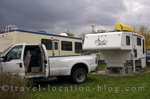 photo of Time To Pack Up And Store The Camper In Ontario