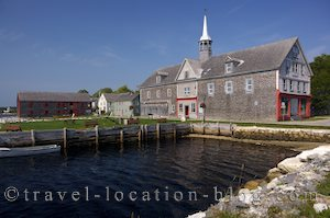 photo of Historic Towns And Windmills In Nova Scotia