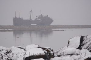 photo of A Shipwreck In Bird Cove Hudson Bay Canada
