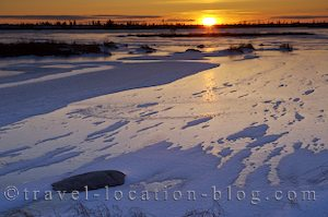photo of Search For The Elusive Polar Bears And Sunset In Churchill