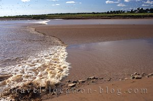 photo of Extreme Tides And Tidal Bores Fundy Shore Ecotour