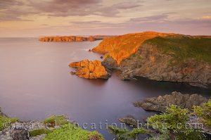 photo of Twilight In Twillingate Newfoundland