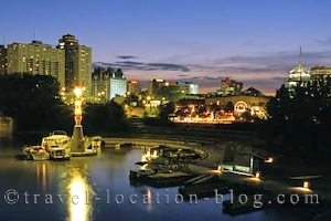 photo of City Of Winnipeg Manitoba Canada